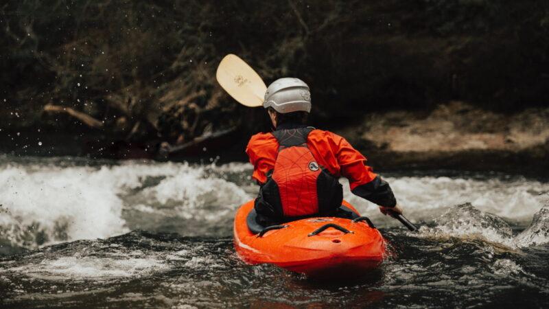 Kajakarstwo – relaks lub adrenalina
