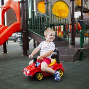 3 zalety placu zabaw dla dzieci