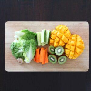 Bycie Eko to również odpowiednia dieta. Zobacz, jak można bardziej zadbać o zdrowie